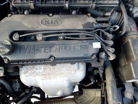 Двигатель КИА